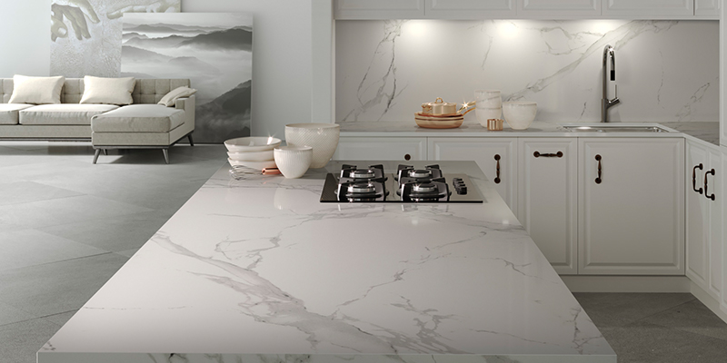 DEKTON® Kitchen, Floors, Wall Panels and Countertop Surfaces